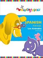 Spanish for Kids:  Los Animales (Animals)