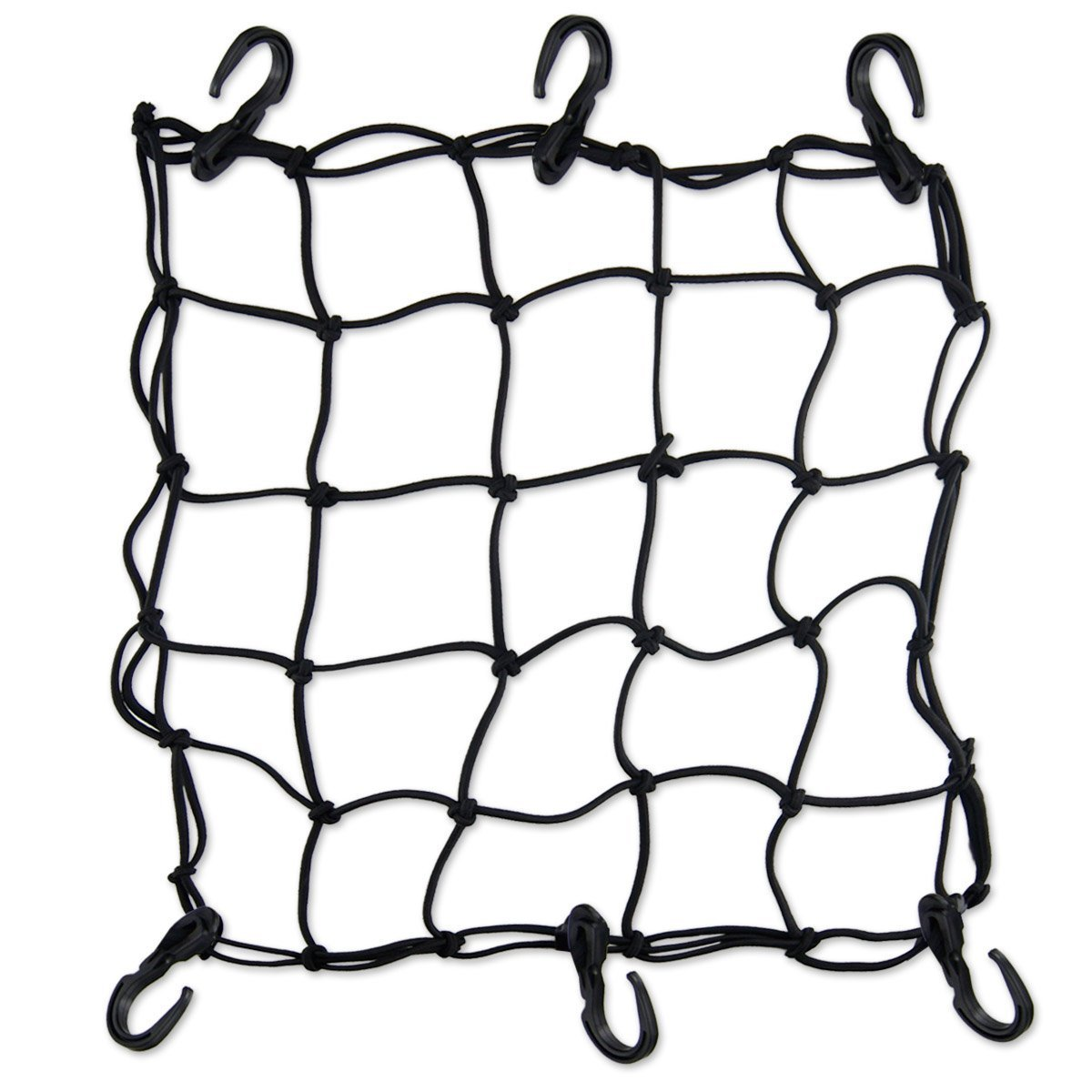 Bike-pictures.net Premium Bike Bungee Cargo Net