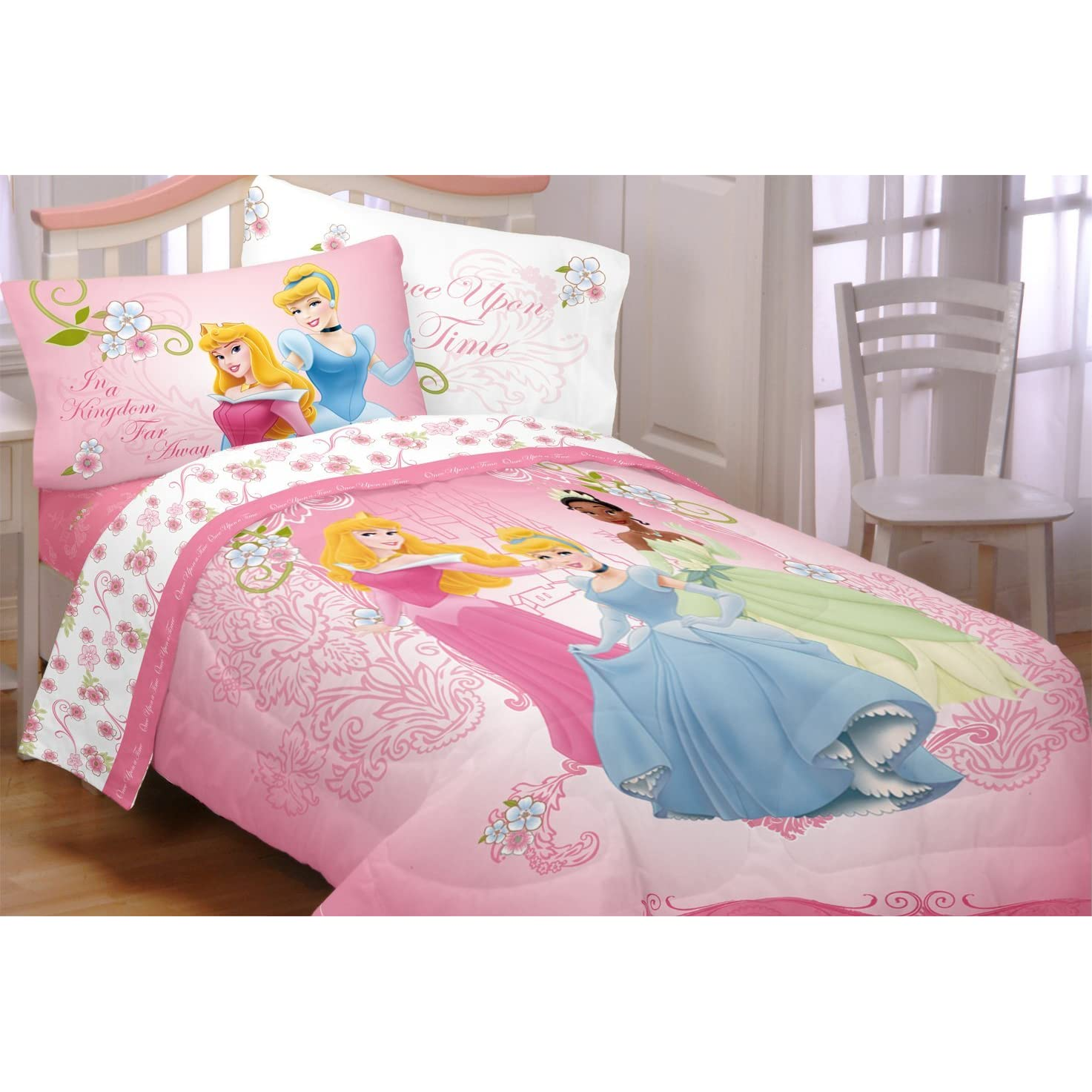 Disney Princesses Your Royal Grace Twin/Full Comforter