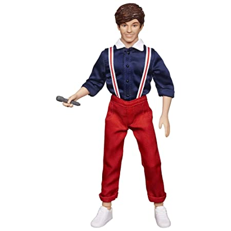 "One Direction 1D Singing 12"" Doll Louis"