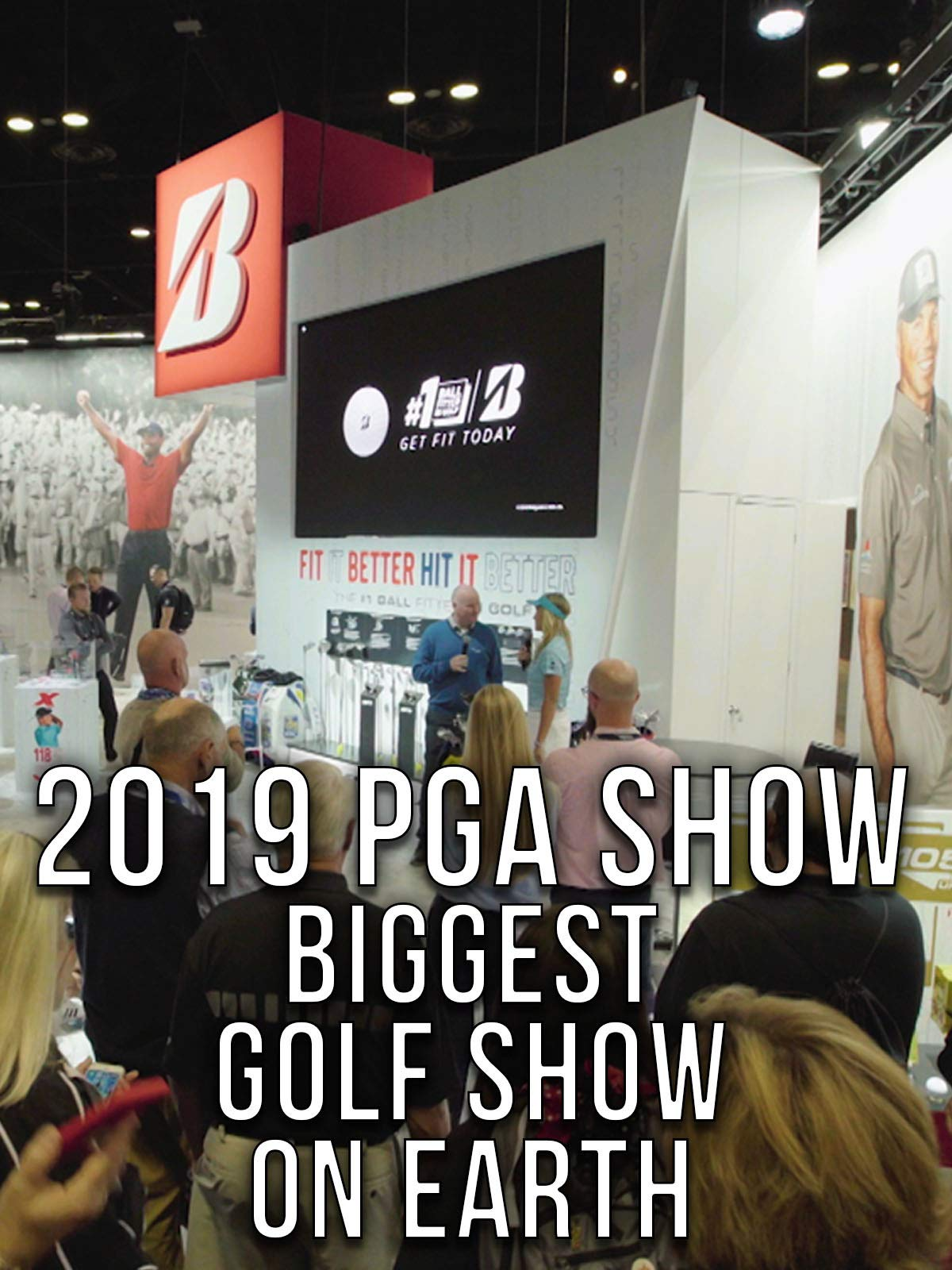 Clip: 2019 PGA Show on Amazon Prime Video UK