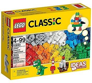 LEGO - 10693 - Classic - Jeu de Construction - Le complément créatif LEGO