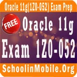 Oracle  11g(1Z0-052) Exam Free...
