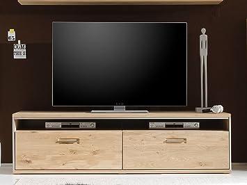 "TV-Lowboard Sideboard Unterschrank Fernsehtisch HiFi Element Rack ""Medina III"""