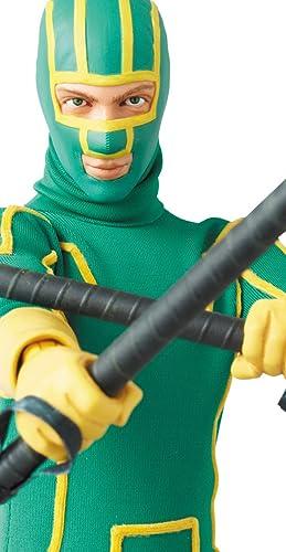 RAH (リアルアクションヒーローズ) KICK-ASS PVC塗装済み完成品