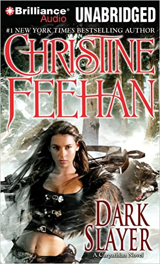 Dark Slayer (Dark Series) written by Christine Feehan
