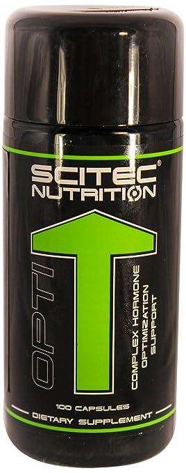 Scitec Nutrition OPTI T   100 Kapseln, 1er Pack (1 x 83 g)