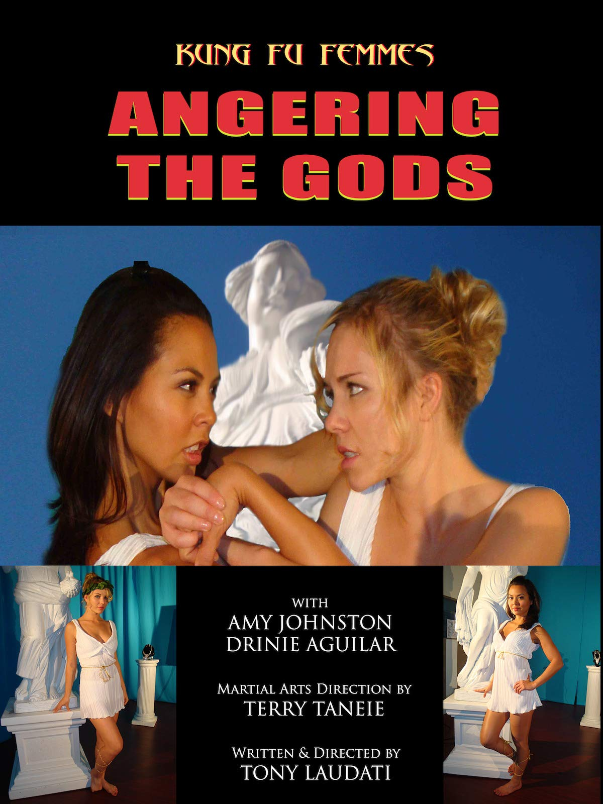 Angering the Gods on Amazon Prime Instant Video UK