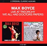 Live At Treorchy / We All Had Doctors Papers Max Boyce