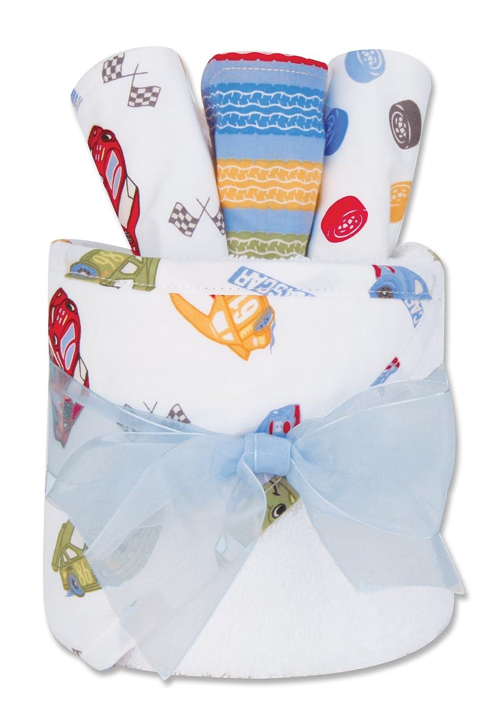 Nascar Hooded Towel Gift Cake