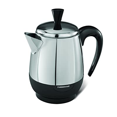 Farberware FCP240 2-4-Cup Percolator Via Amazon