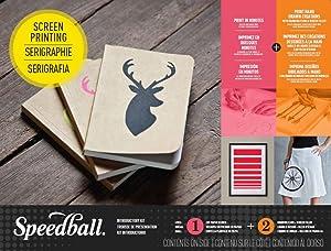Speedball 004517 Introductory Screen Printing Kit