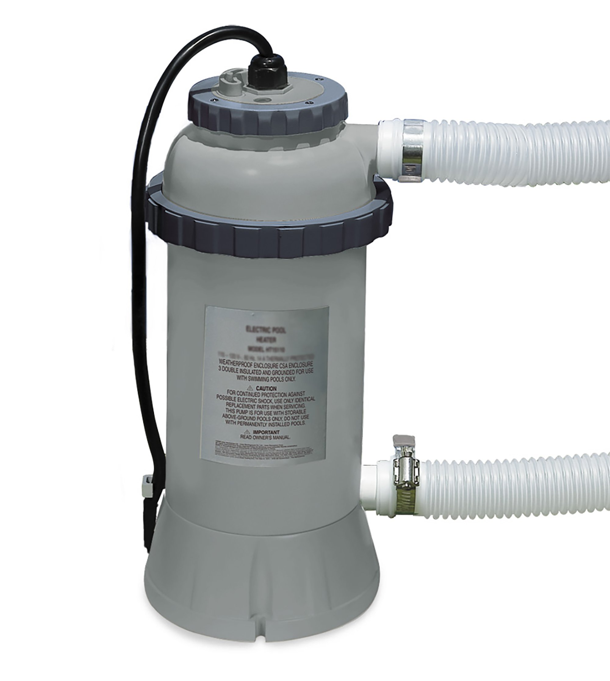 Intex 28684 Swimming Pool Heater 3kw Suitable For Pools Up