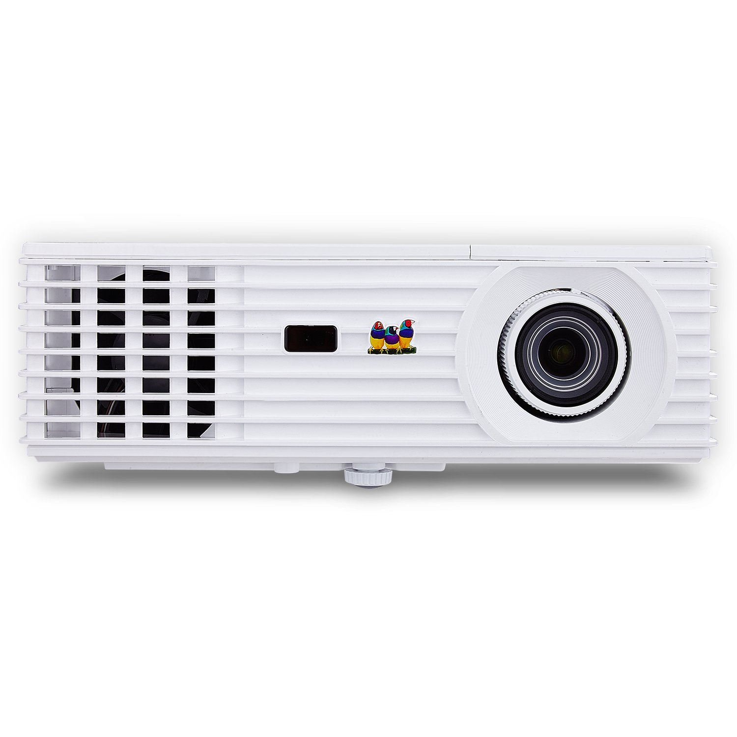 ViewSonic PJD7822HDL DLP 3200 Lumens, 2x HDMI, Powered USB, 3D Blu-Ray Ready 1080p Home Entertainment Projector