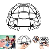 for DJI Tello, PGY New Protective Cage Propeller Guard for DJI Tello Drone Accessories (Black) (Color: Black, Tamaño: oen size)