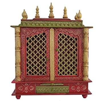 Sy355 Buy Home Temple Wooden Temple Pooja Mandir Mandap Temple For On Wood