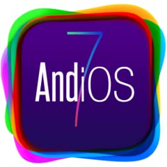 AndiOS7 - iOS7 theme for Android