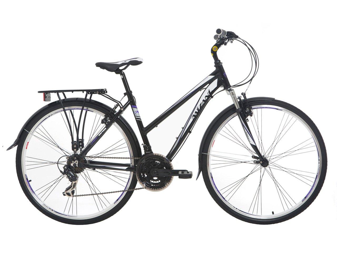 Bicicleta urbana híbrida de 21 velocidades. 15
