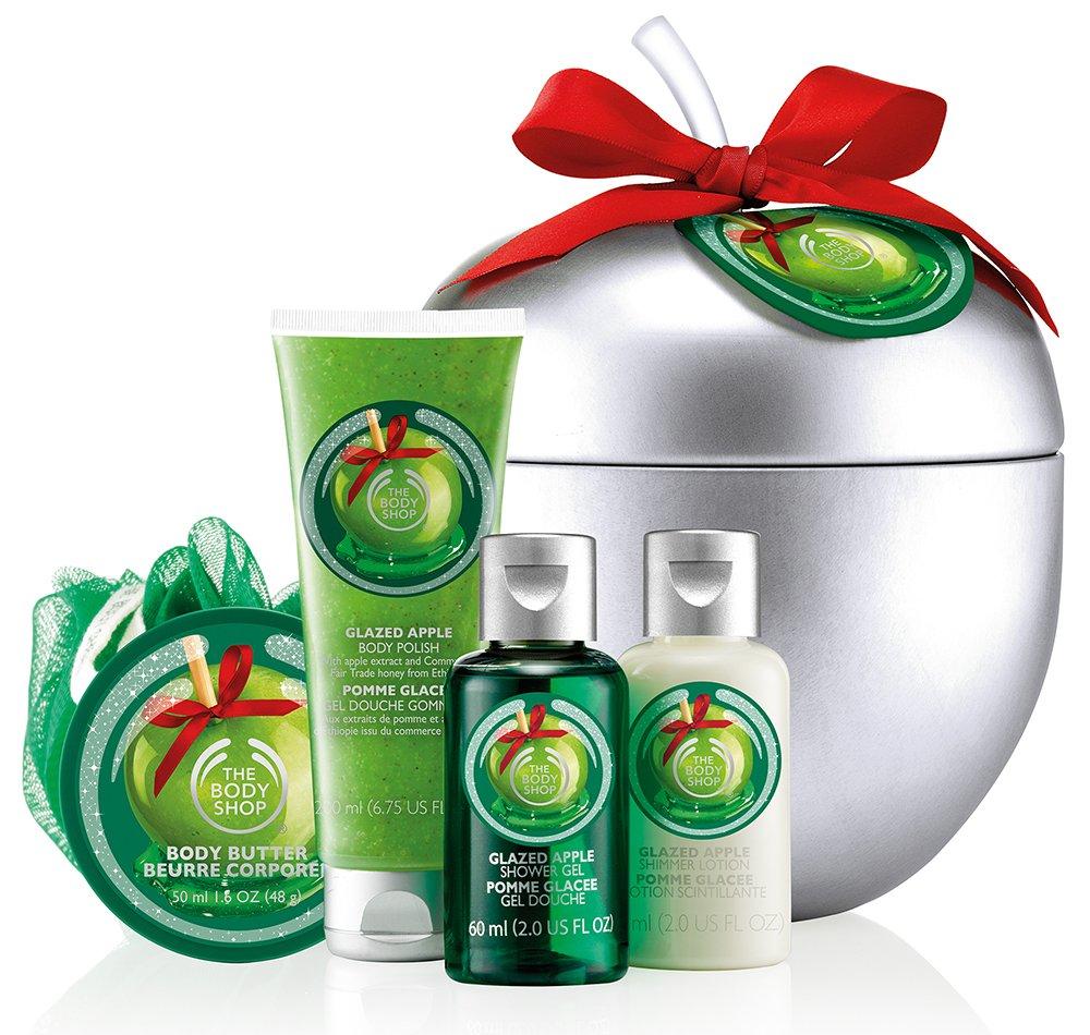 The Body Shop Skin Care Set, Glazed Apple