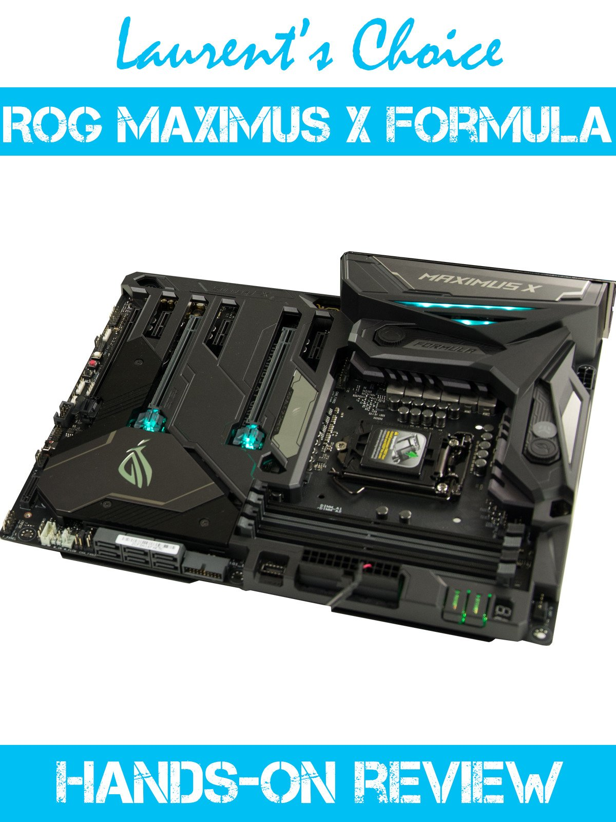 Review: ROG Maximus X Formula : Hands-on Review on Amazon Prime Video UK