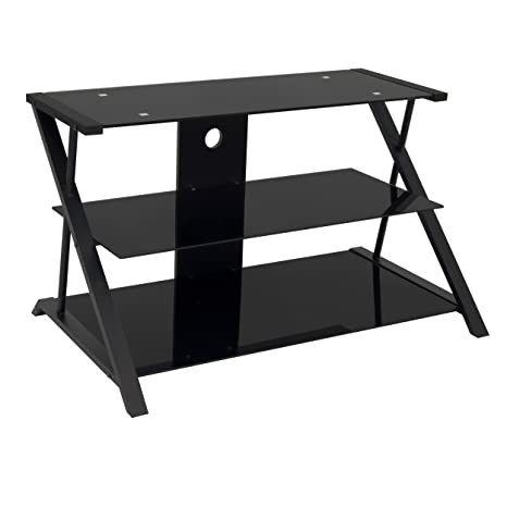 TV Stand in Black