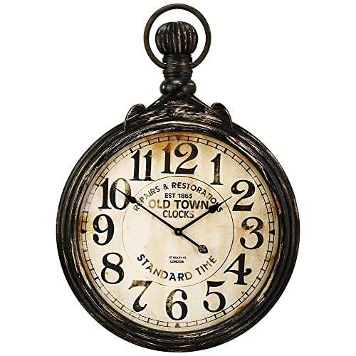IMAX Corporation Churchill Pocket Wall Clock