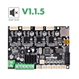 Comgrow Creality 3D 1.1.5 Upgrade Mute Silent Mainboard for Ender 3 Customized Silent Board, Ender 3 Silent Mother Board (Tamaño: Ender 3 Silent Mother Board)