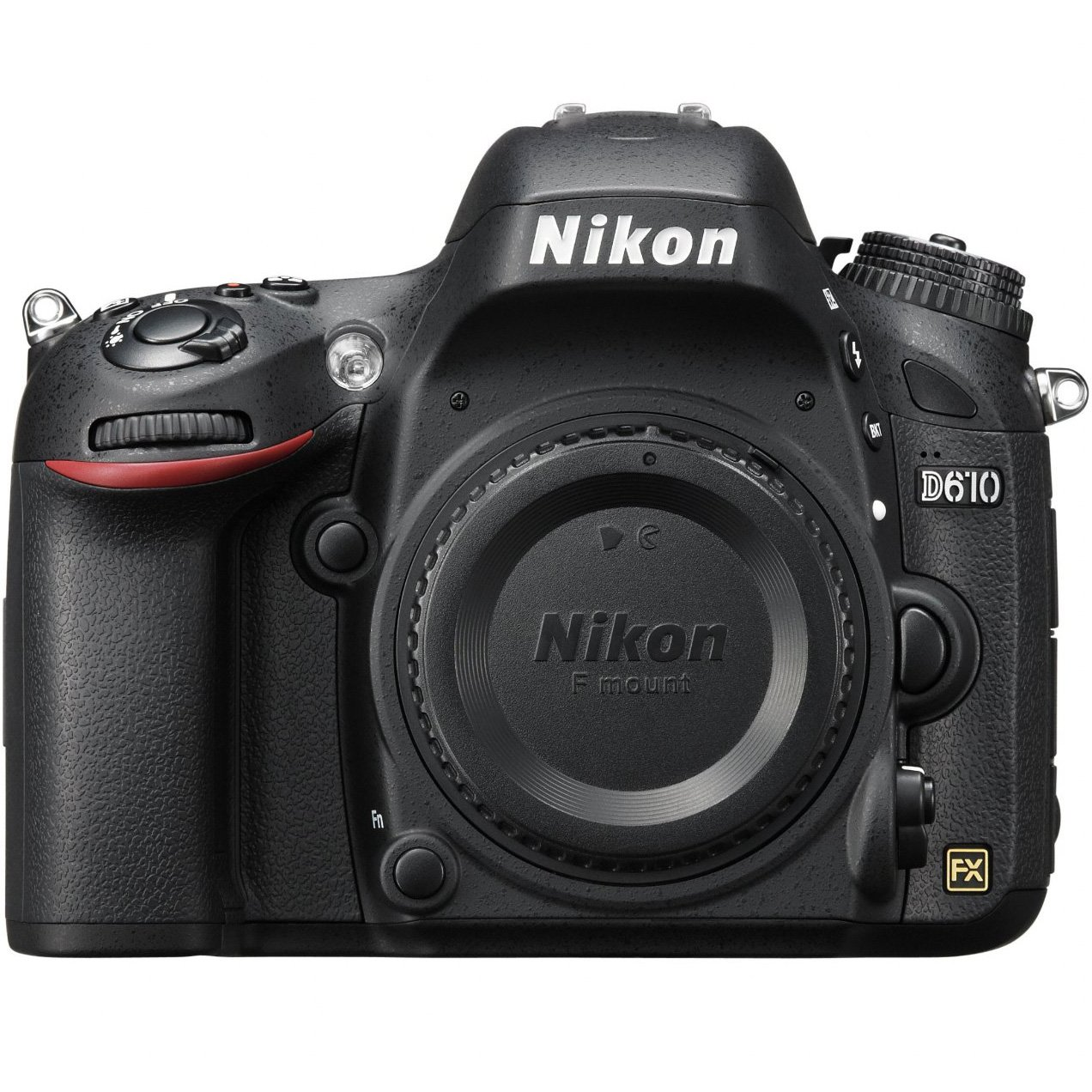 Nikon D610 24.3 MP CMOS FX-Format Digital SLR Camera (Body Only)(Certified Refurbished)