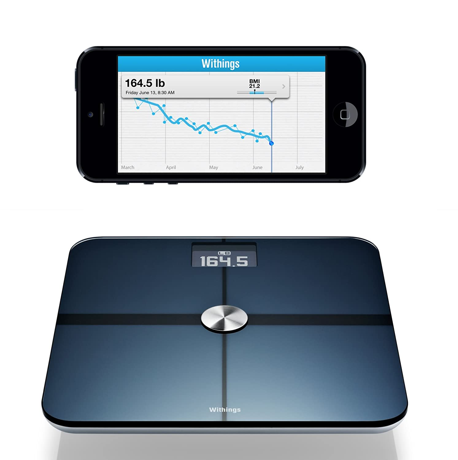Withings - Wifi Bodyscale
