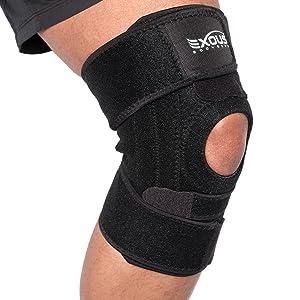 The EXOUS model EX-701 knee brace width=