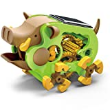 OWI Solar Wild Boar Bulding Model Kit OWI-MSK682; Ideal For a Do-it-yourself Science Fair, Summer Workshop Project