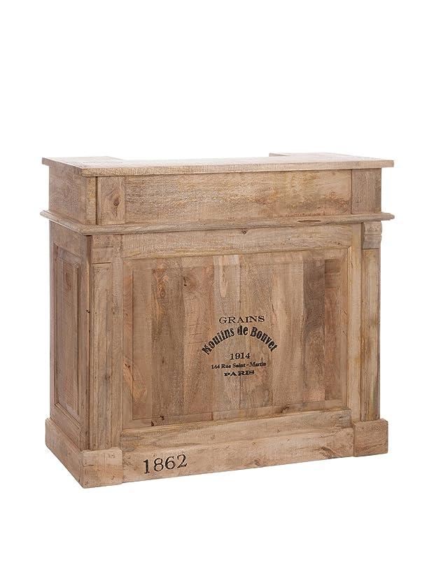 Armadio Bar 2cassetti–Loft–Armadio Bar rettangolare–Jolipa 45112–Venduto da canapé-en-ligne