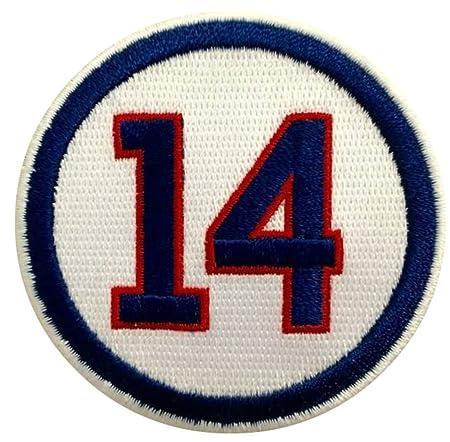 Ernie Banks #14 Patch Commemorative Patch