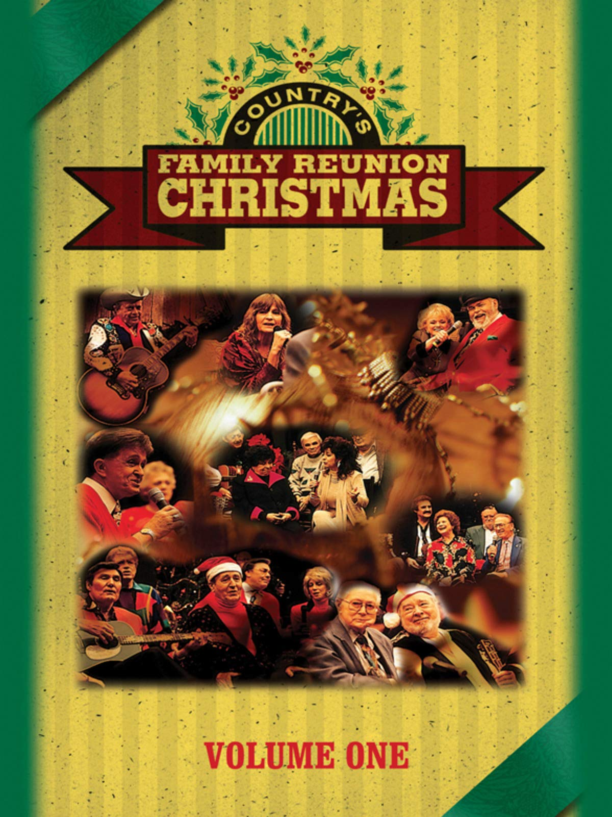 Country's Family Reunion Christmas on Amazon Prime Video UK
