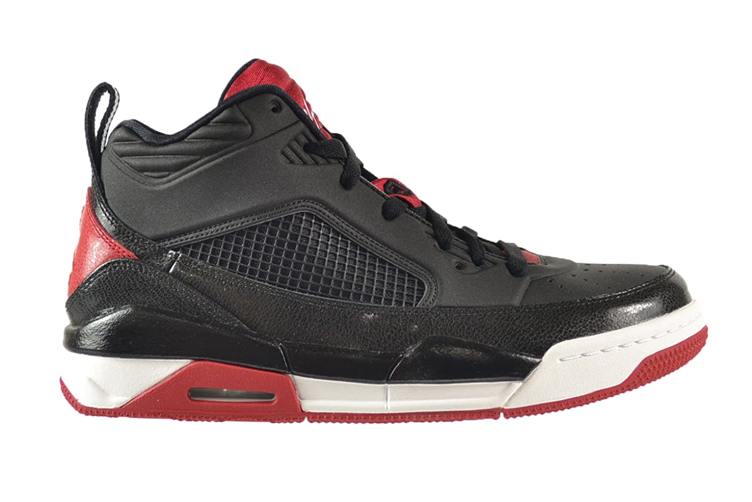 Jordan Flight 9.5 Men\\u0026#39;s Shoes Black/Gym Red-