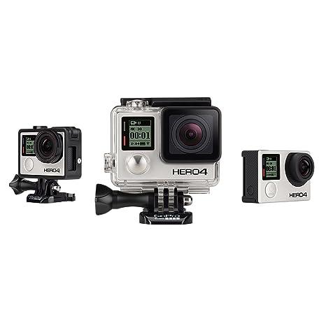 GoPro HERO4 Black MOTO Edition Caméra embarquée 12 Mpix Wifi Bluetooth
