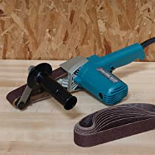 Makita 9031 5 Amp 1-1/8-Inch by 21-Inch Variable Speed Belt Sander