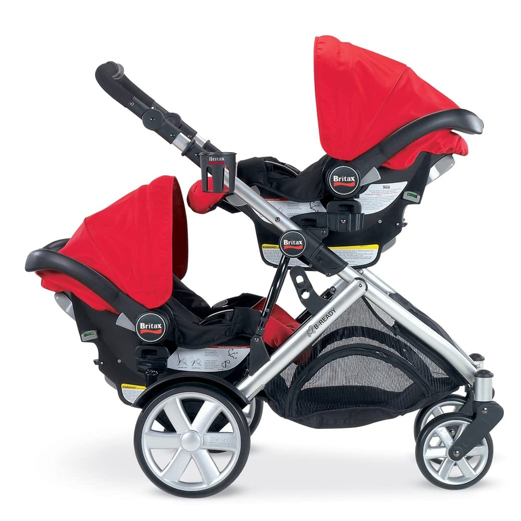 Stroll Air Duo Double Stroller Babycenter