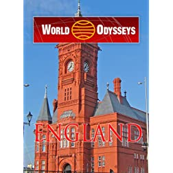 World Odyssey's England