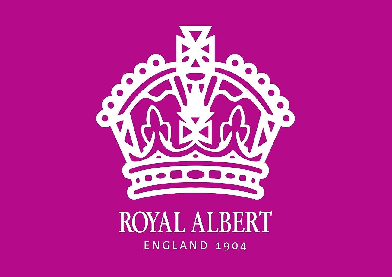 Royal Albert Rose Confetti Formal Vintage Teapot, White 1