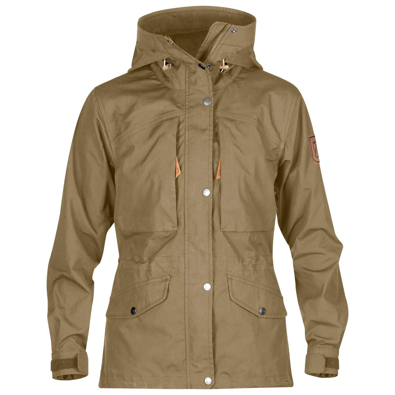 Fjällräven Sarek Trekking Jacket W, Size:M;Color:Sand (220)