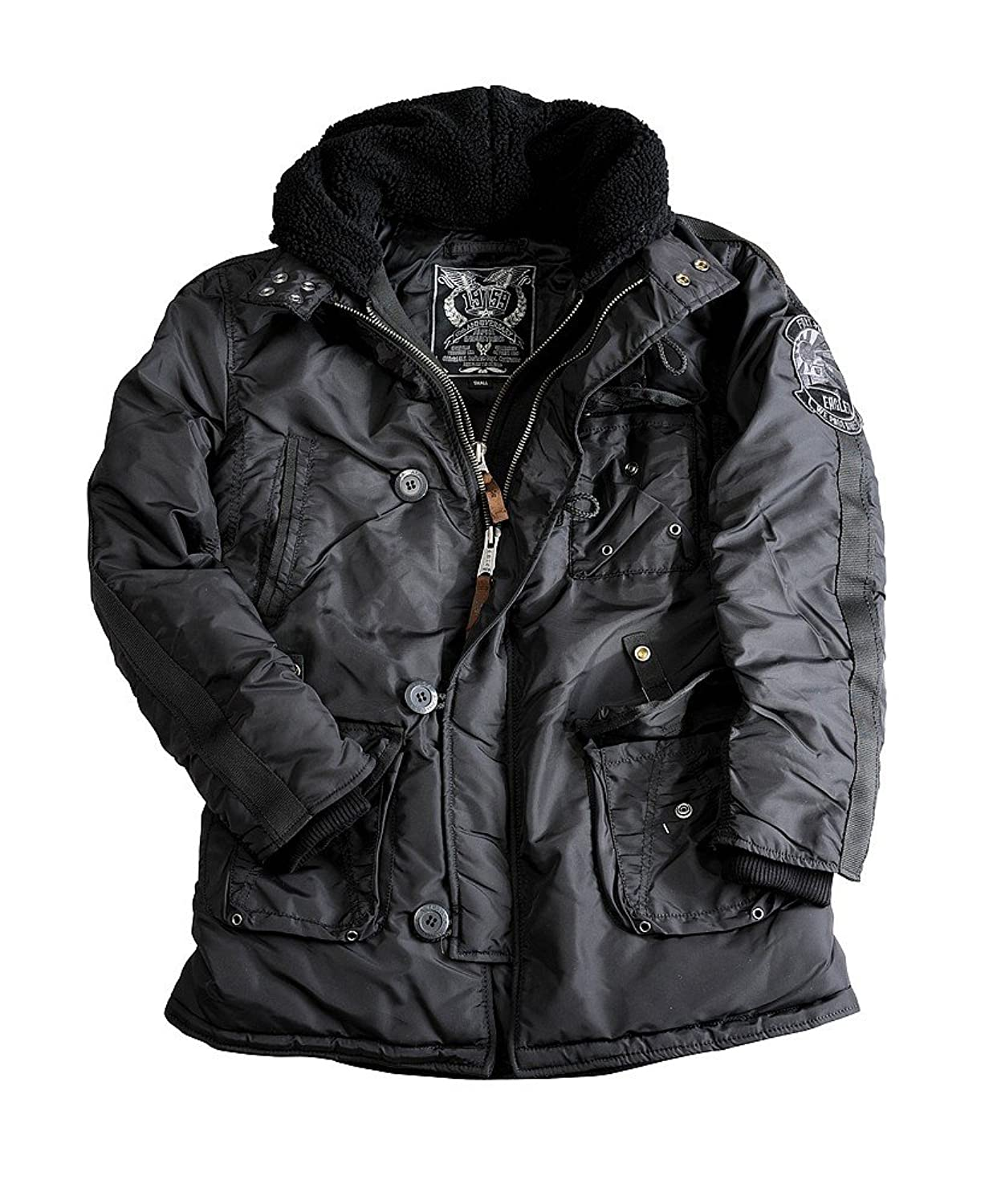 Alpha Industries Cobbs II Jacket Women 193018