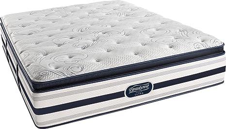 Simmons Beautyrest Luxury Pillow Top Mattress Only Queen