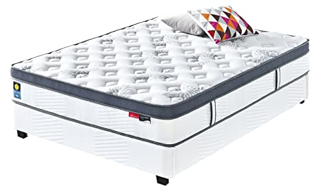 Matelas ULTRA CONFORT en latex STAR - Taille - 140x190