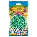 Hama Beads - Light Green (1000 Midi Beads) (Color: Green - 11)