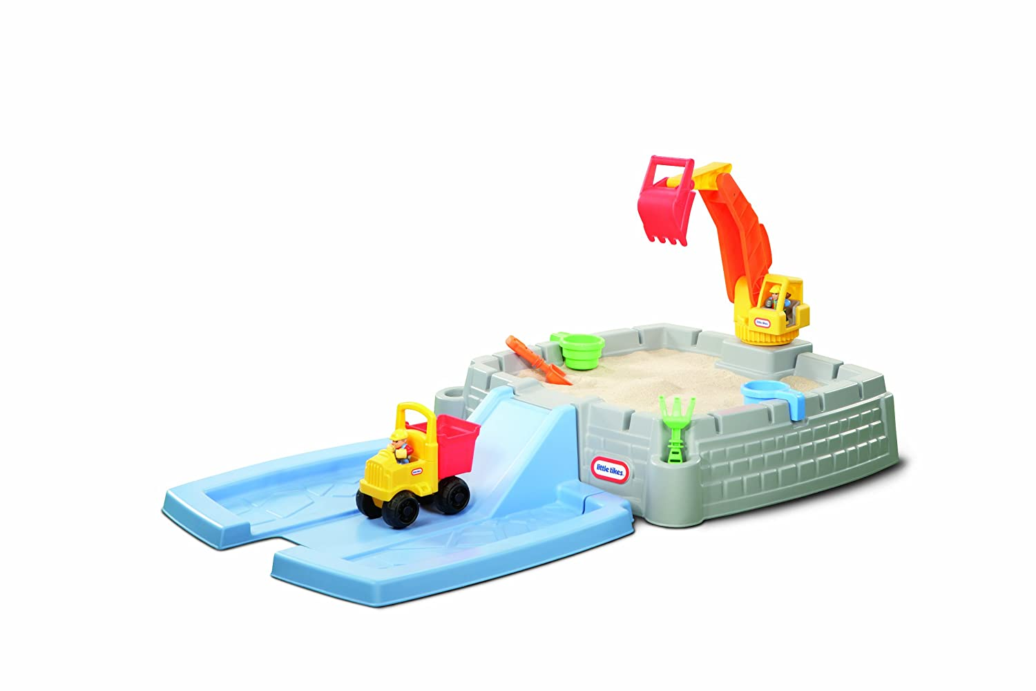 Toys For Sandbox : Little tikes big digger sandbox one stop toy store