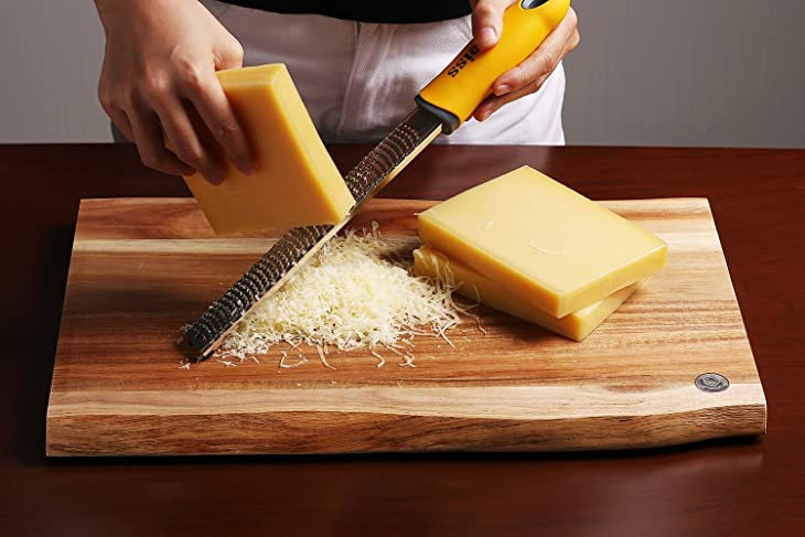 Deiss PRO Citrus Lemon Zester & Cheese Grater