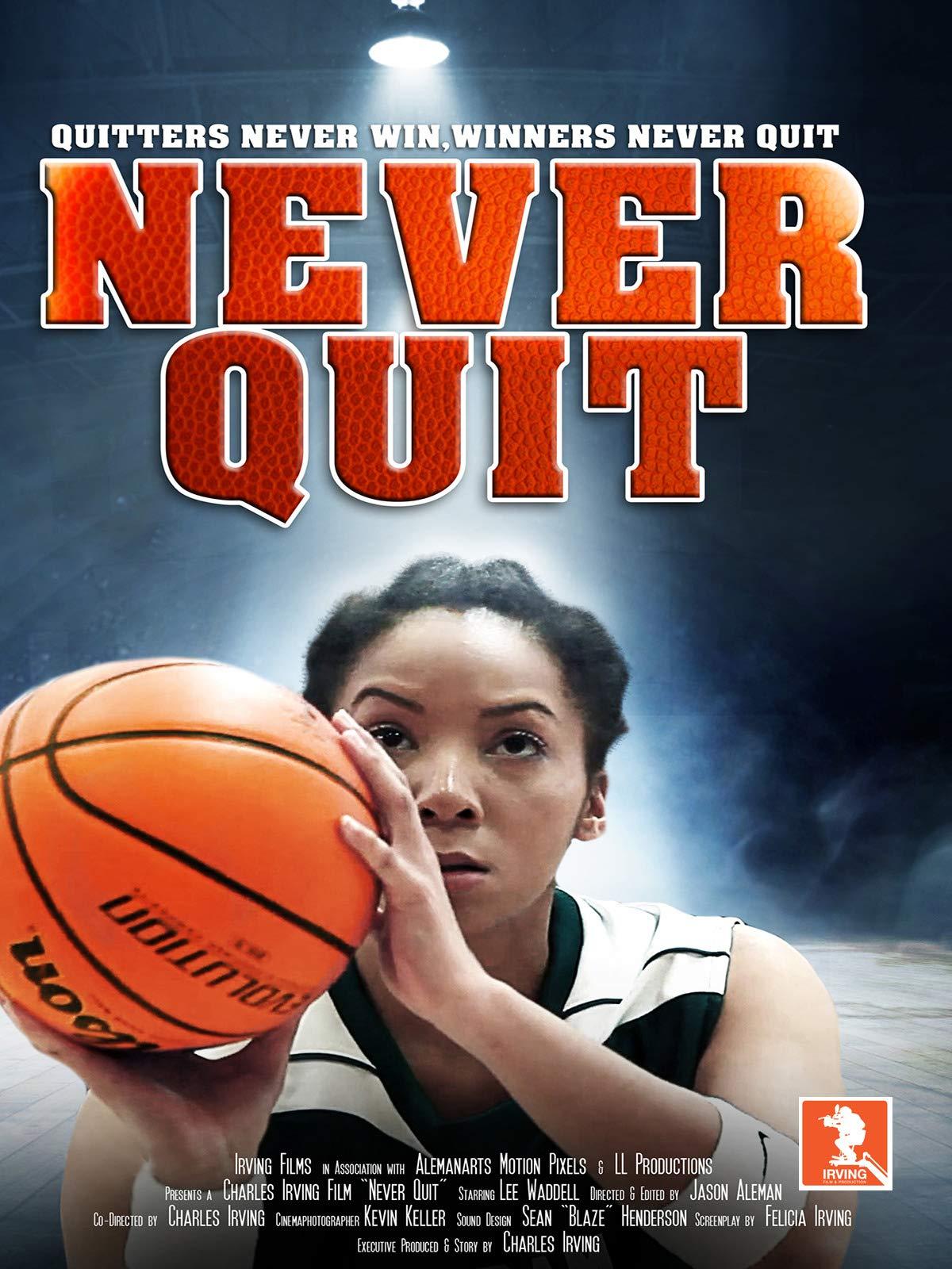 Never Quit on Amazon Prime Video UK