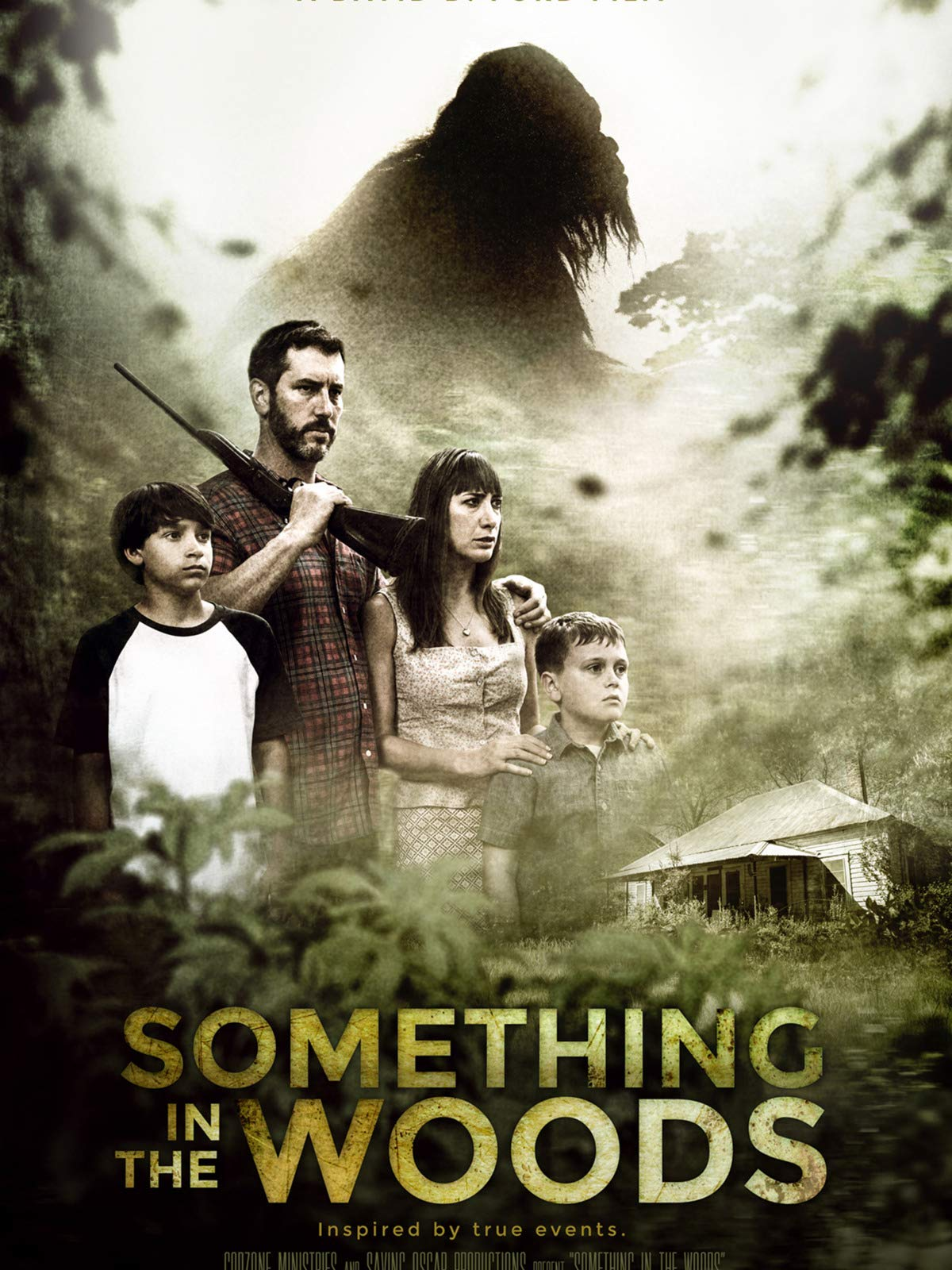 Something In The Woods on Amazon Prime Video UK
