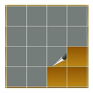 FoLIESEN  Fliesenaufkleber  grau matt  15cm x 15cm  500 Stück  BaumarktKritiken und weitere Informationen